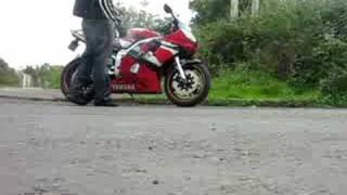 2001 r6 scorpion gp 07 exhaust after dyno sounds sick