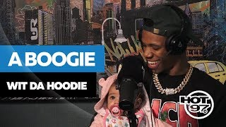 A Boogie Reveals What He Said To Drake About Hot 97 + Working w/ Cardi B