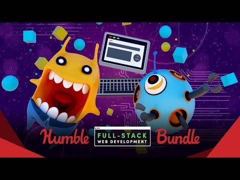 Full-Stack Web Development Humble Bundle thumbnail