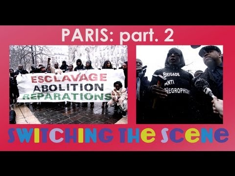Paris (part. 2): Mango Unchained | SWITCHING THE SCENE