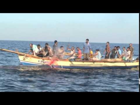 The Whale Hunters From Lamalera - Part 2 / Velrybáři Z Lamalery - Část 2