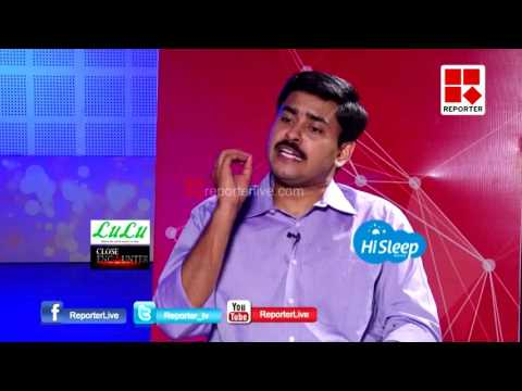 CLOSE ENCOUNTER WITH MINISTER VS  SUNIL KUMAR│Reporter Live