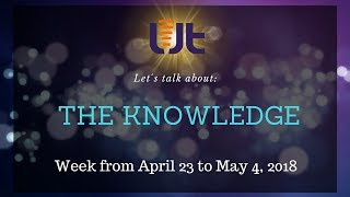 The Knowledge - UT Channel Calendar