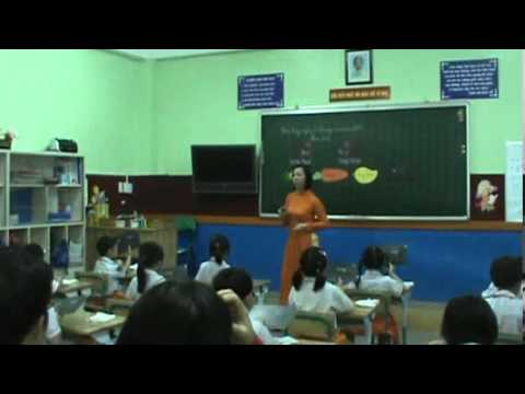 [AVS] Chuẩn bị cho trẻ vào lớp 1 - Tiết dạy mẫu