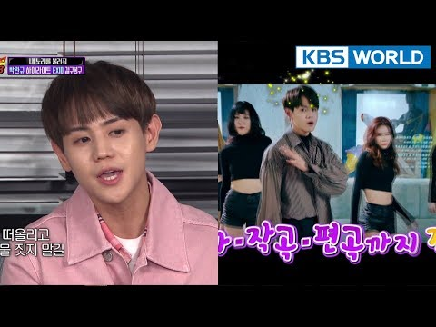 """Yang Yoseop Wrote His New Song After Reading """"Me Before You""""! [Happy Together/2018.03.01]"""