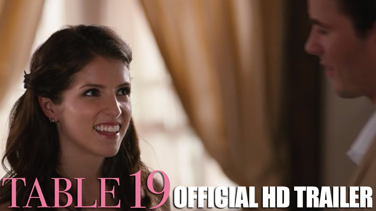 Table 19 Official Trailer Hd Fox Searchlight