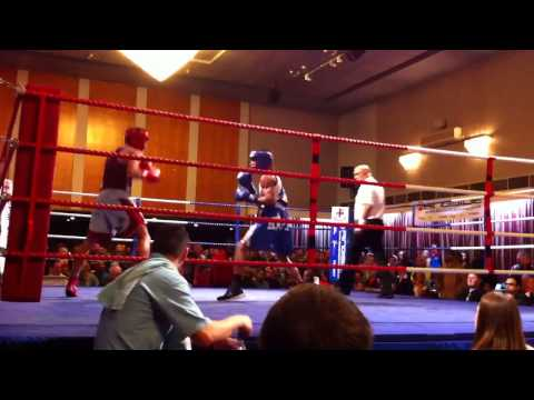 London Senior ABA 71kg Light Middleweight Final, Rd2