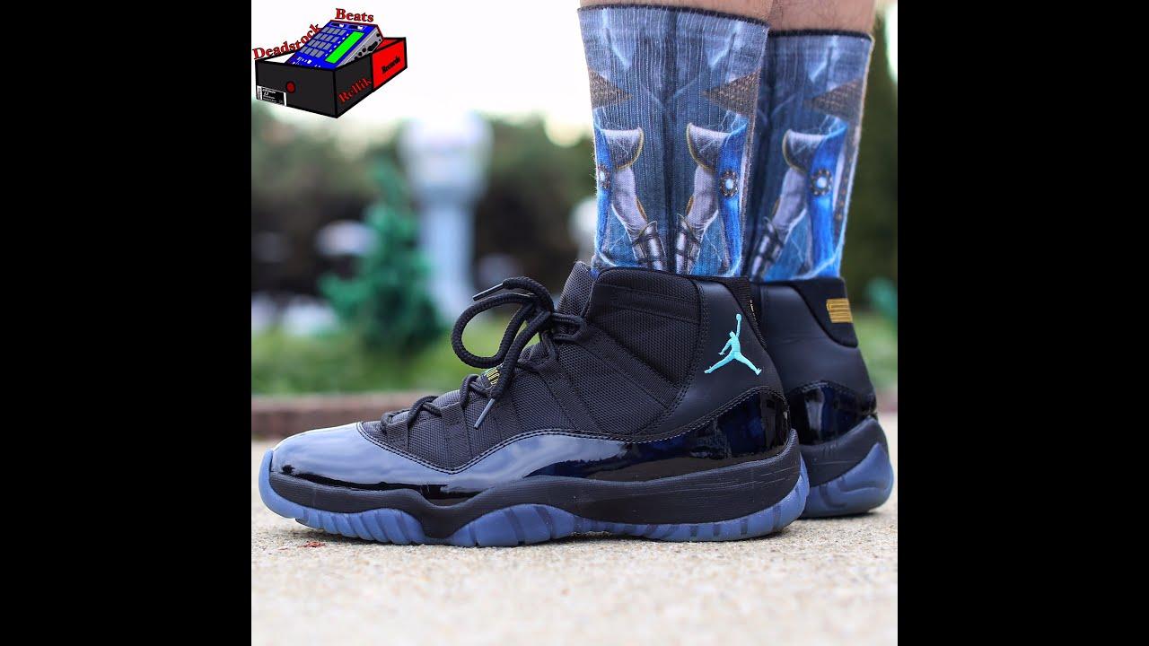 Jordan 11 Gamma Blue O...