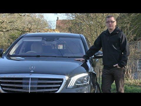 2018 Mercedes S350d Long-wheelbase AMG Line Review