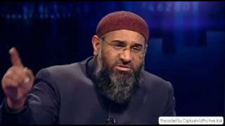 Maajid Nawaz debates Anjem Choudary