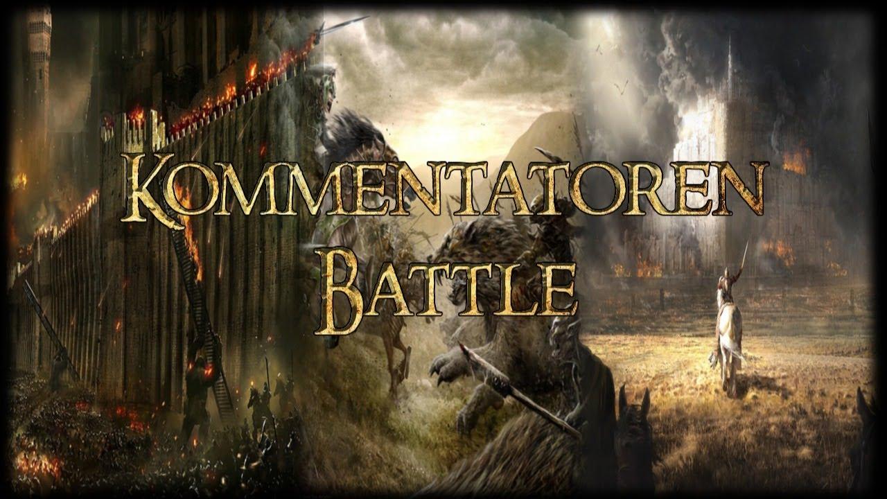 Kommentatoren Battle   Edain 4.5   Battlezone Cup 2020