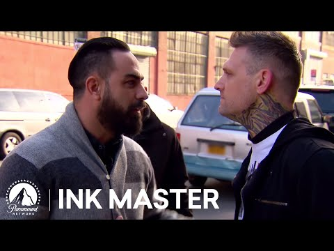 b77d8effd Why Ink Master is totally fake