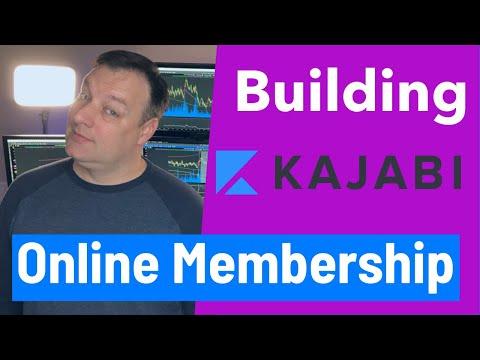 Building an Online Membership [Kajabi Tutorials]