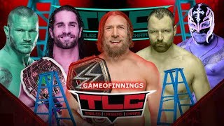 WWE TLC 2018 Highlights Result Predictions ! Matches Winner