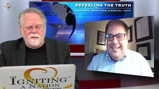 Dr Craig Von Buseck & Rabbi Walker discuss his book I Am Cyrus