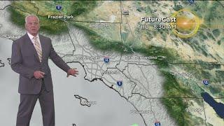 Garth Kemp's Weather Forecast (May 22)