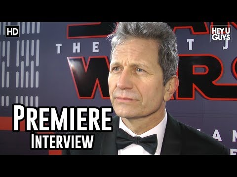 Production Designer Rick Heinrichs | Star Wars The Last Jedi Premiere Interview