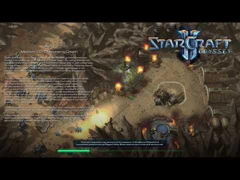 StarCraft 2: Odyssey 10 - Outrunning Death
