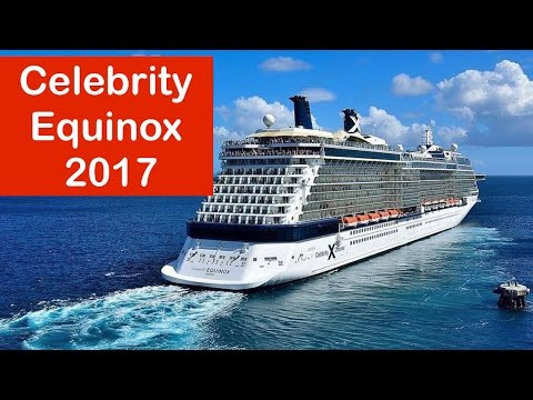 Celebrity Equinox - Ship Tour - YouTube