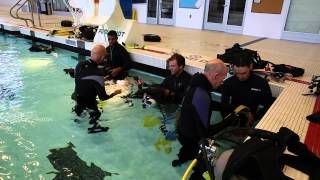 Scuba Class At York College Of Pennsylvania