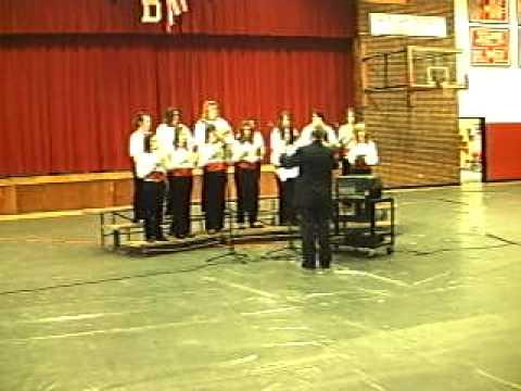 Dixon High School Girls Choir - The Twenty-Third Psalm