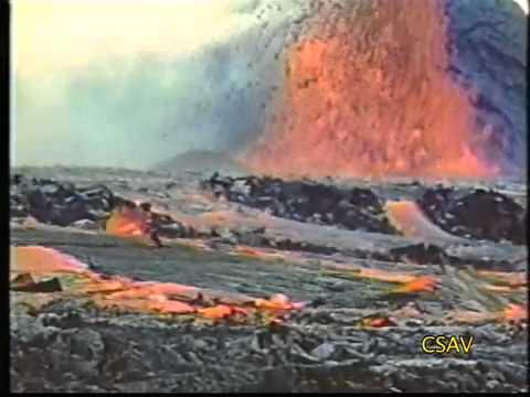 CSAV Hawaii: 1960 Eruption of Kapoho