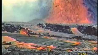 CSAV Hawaii: 1960 Eruption of Kapoho