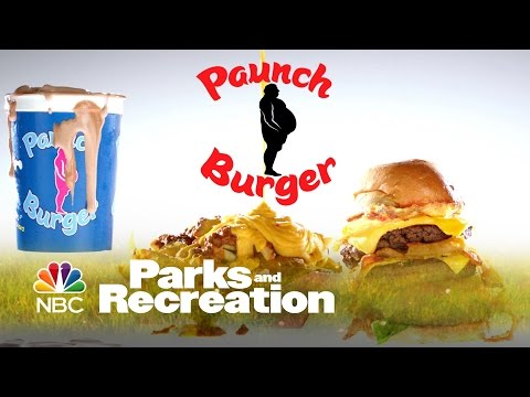 Parks and Recreation - Paunch Burger (Digital Exclusive)