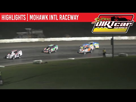 Super DIRTcar Series Big Block Modifieds Mohawk Intl Raceway Sept 14, 2019 | HIGHLIGHTS