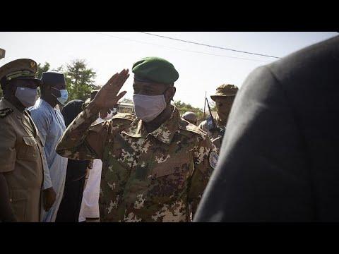 El coronel golpista, Assimi Goita es nombrado presidente de Mali