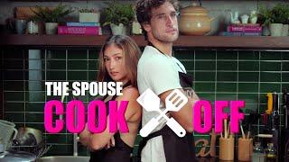 The Spouse Cook Off: Nico vs Solenn!