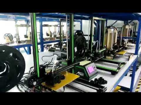 3D printer OEM factory in Shenzhen, China