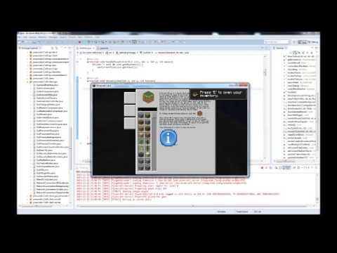 In-Game Wiki Mod ModJam 3 development timelapse