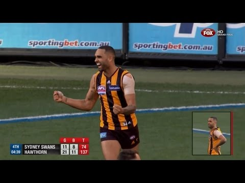 2014 AFL Grand Final - Hawthorn Vs Sydney (NIRS commentary)