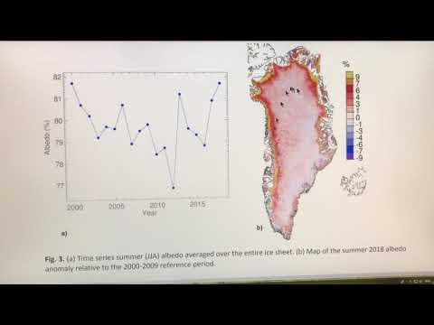 No Arctic Sea-Ice; Greenland Exposed; Coast is Toast; Jet Streams Kaput