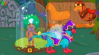 Игра Пепи Мир Чудес Pepi Wonder World Видео для детей