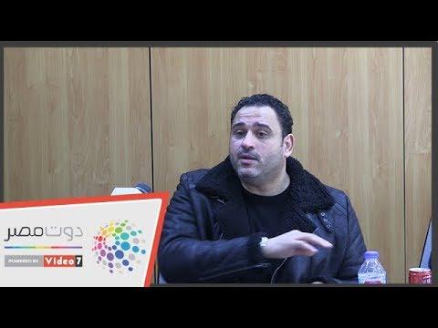 أكرم حسنى يكشف عن فتاة أحلامه من الفنانات  - نشر قبل 7 ساعة