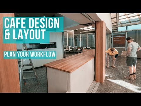 Important Advice On Cafe Design & Workflow When Planning A New Cafe