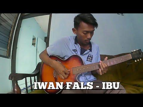 Belajar Kunci Gitar Lagu Ibu (Iwan Fals) Untuk Pemula
