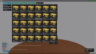 Opening 72 cases in Phantom Forces. ROBLOX.