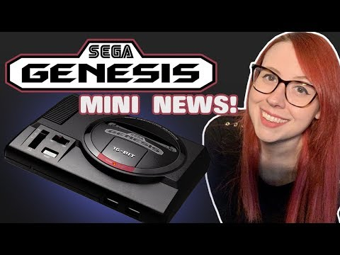 The New Sega Genesis Mini Might Not TOTALLY Suck! thumbnail