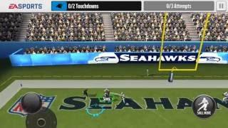 Madden NFL Mobile  Gameplay | Episode #1