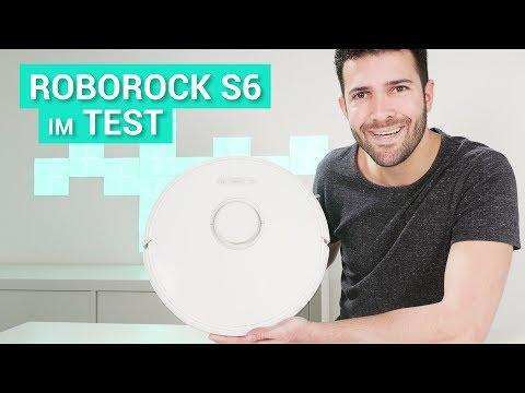 Roborock S6 im Test & Vergleich