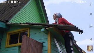 Покрыть крышу ондулином просто
