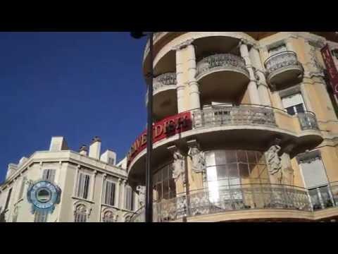 Viaje a Cannes