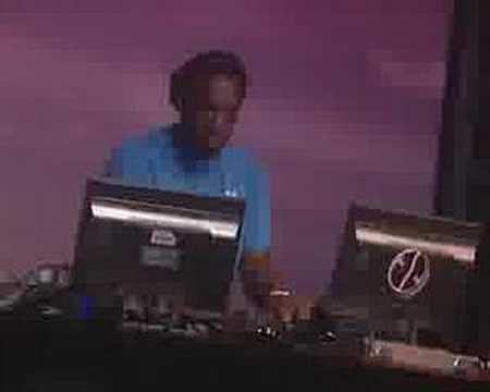 Interview Kevin Saunderson@SMS