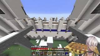 【Minecraft】外装を完成させるぞ!!2【にじさんじ/イブラヒム】