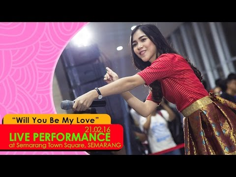 Cherrybelle - Will You be My love [LIVE]