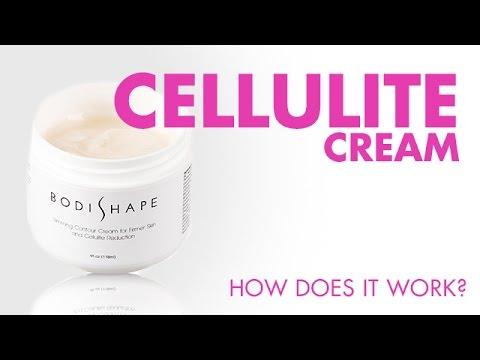 Cellulite Cream - How Does It Work? Caffeine and Retinol