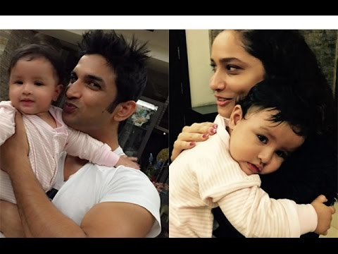 Thumbnail: Sushant Singh Rajput CUTEST Picture with MS Dhoni's Daughter Ziva
